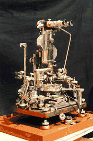 The First Rife Machine