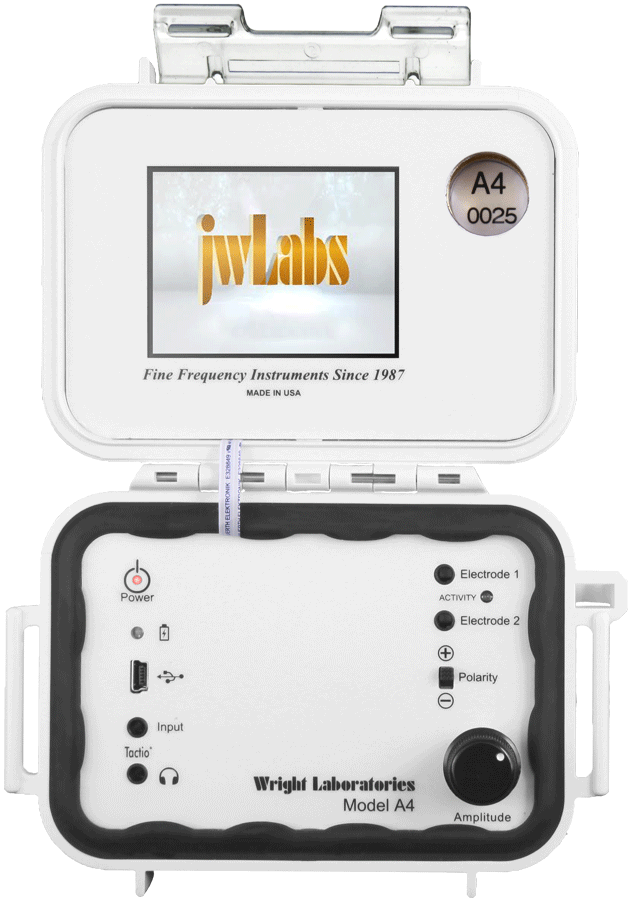 JWLABS Model A4 - The latest advancement in Rife technology!